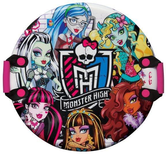 Ледянка Monster High, 60 см, круглая с плотными ручками