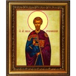 Икона на холсте Павел Птолемаидский мученик