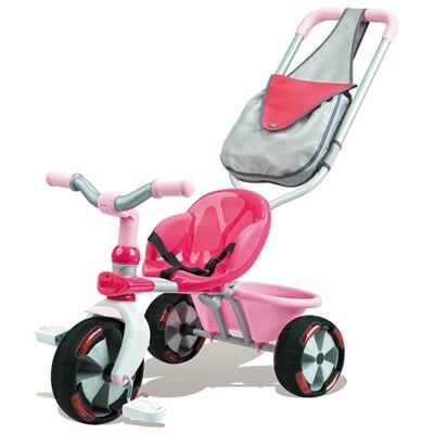 Велосипед   трехколесный Smoby Baby Balade Girl