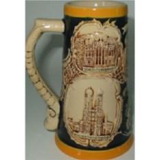 Пивная коллекционная кружка Замки Баварии