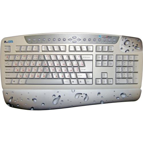 Клавиатура «Брызги»