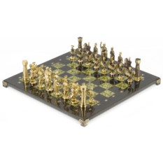 Бронзовые шахматы Римские