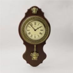 Настенные часы с маятником Версаче