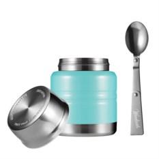 Термос для еды Lunch Spot (мятный глянец, 350 мл)