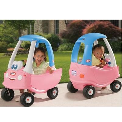 Каталка «Машинка розовая», Little Tikes