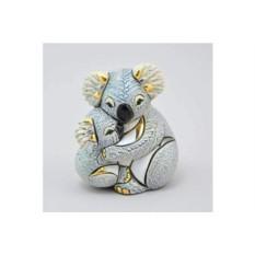 Керамическая статуэтка Коала с малышом