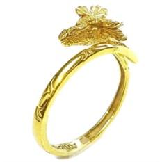 Кольцо-тотем Лось, золото 750