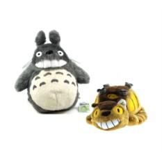Набор игрушек Жители леса Котобус и Тоторо