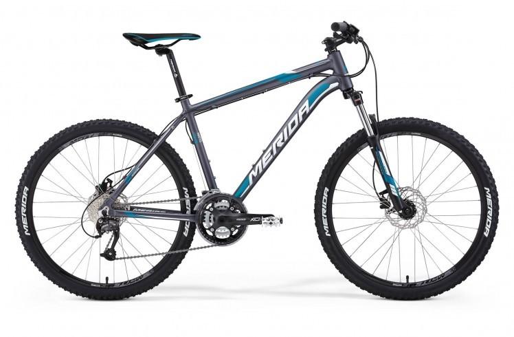 Горный велосипед Merida Matts 6.40-D (2015)