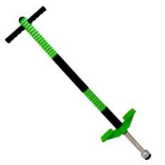 Детский зеленый тренажер-кузнечик POGO-STICK до 40 кг