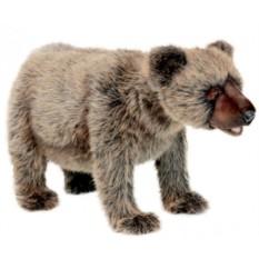 Мягкая игрушка Медвеженок Гризли идущий  от Hansa