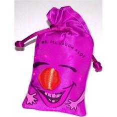 Фиолетовый мешок со смехом