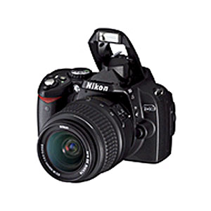 Фотоаппарат Nikon D40 KIT