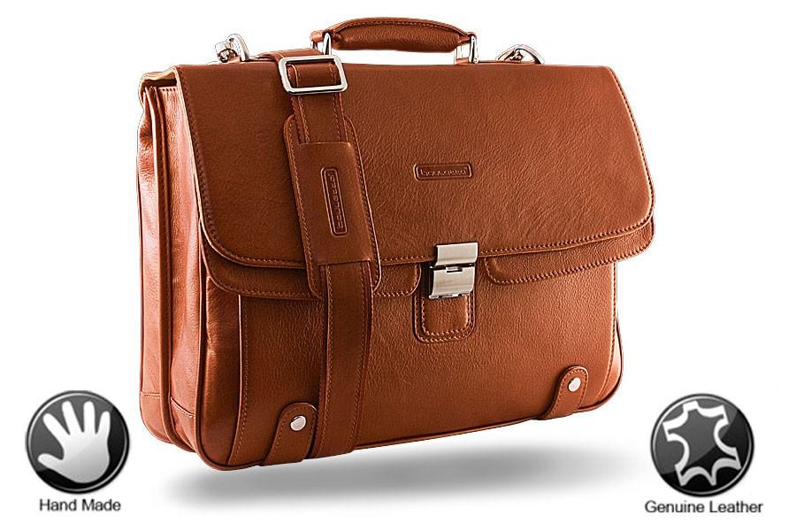 Кожаная сумка для ноутбука Utility 13,3 Bouletta