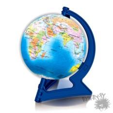 Большой глобус-пазл Мир в деталях