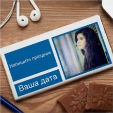 Шоколадная открытка Выпускная
