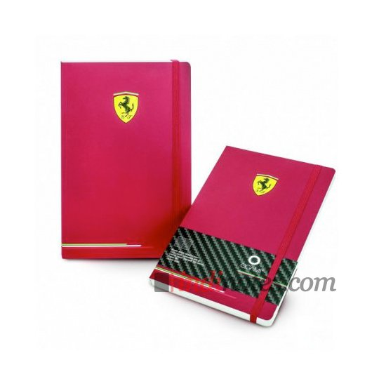 Записная книжка Medium Scuderia Ferrari Edition Hardcover