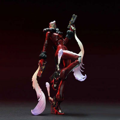 Фигурка Джинни видеоигры Bayonetta
