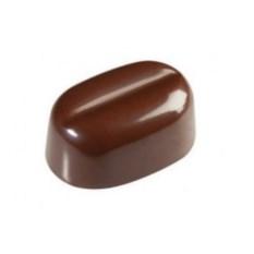Поликарбонатная форма для шоколадных конфет Овал