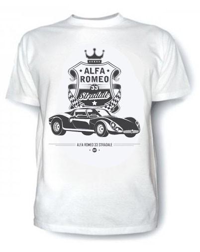Футболка Alfa Romeo 33 Stradale
