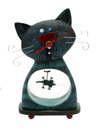 Часы Enesco Кошки- мышки