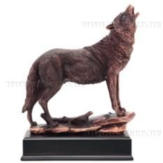 Декоративная фигурка Волк