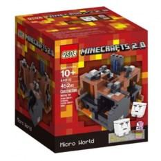 Конструктор Minecraft Микромир: нижний мир