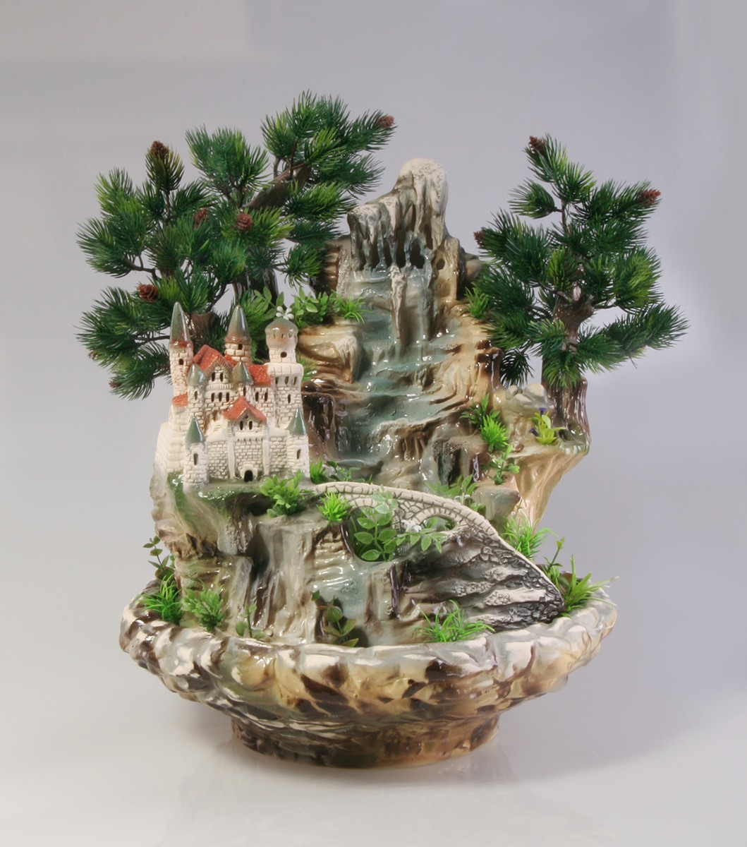 Настольный фонтан «Игра воображения»