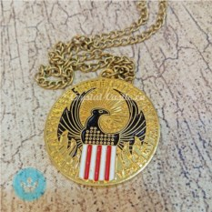 Кулон Американского Магического Конгресса