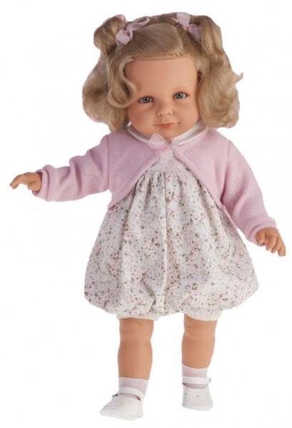 Кукла Нина в розовом