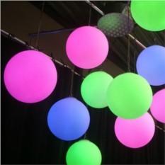 Подвесной светящийся шар 40см