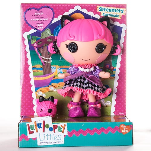 Кукла Lalaloopsy Littles Маскарад