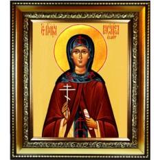 Икона на холсте Василисса Египетская