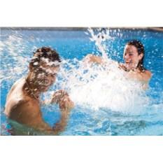 Романтическое свидание в аквапарке Фэнтази