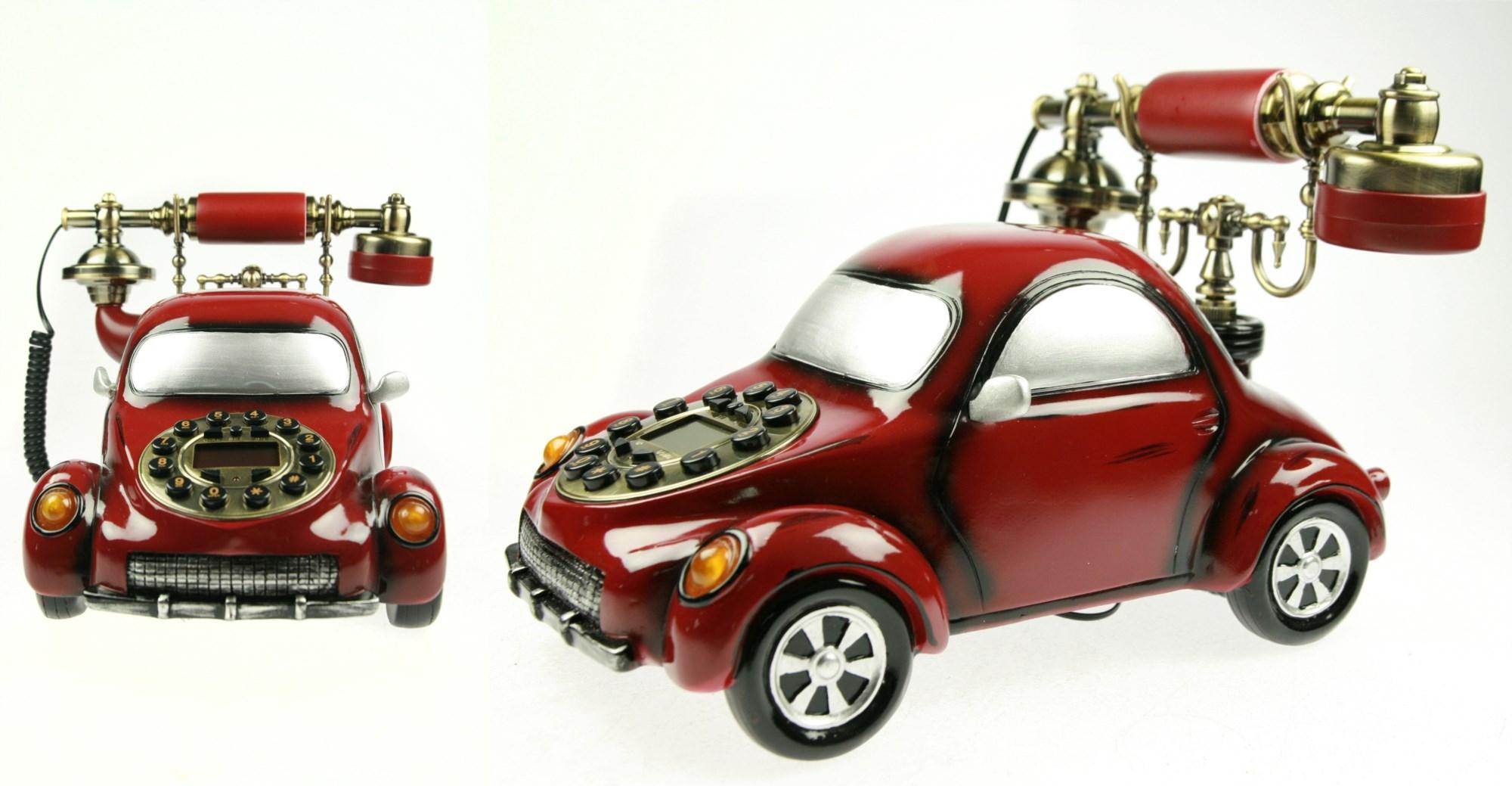 Телефон Ретро автомобиль