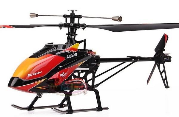 Вертолет на радиоуправлении WLToys V913