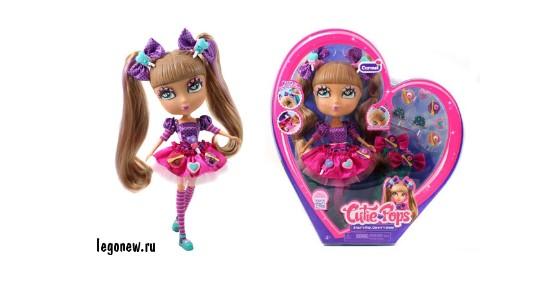 Кукла Кармель с аксессуарами