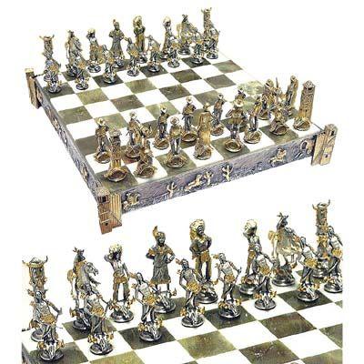 Шахматы «Ковбой»