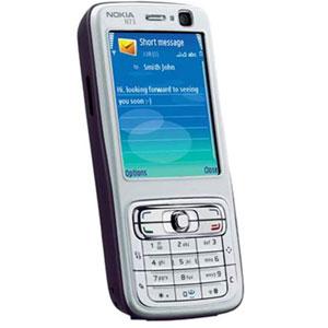 Мобильные телефоны Nokia N73-1 plum silver