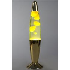 Лава-лампа (цвет воска — жёлтый)