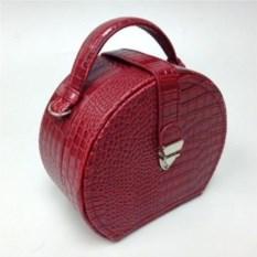 Шкатулка для украшений (цвет: красный)