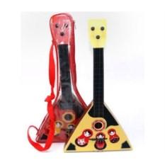 Пластмассовая игрушка Балалайка