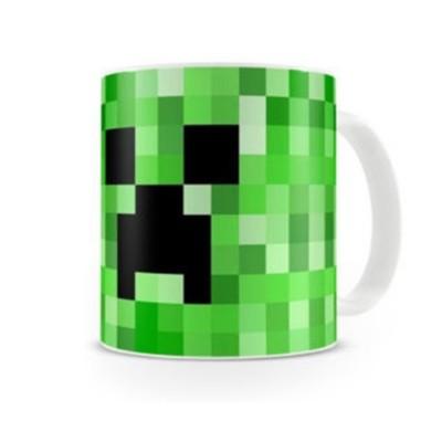 Кружка Minecraft, зомби
