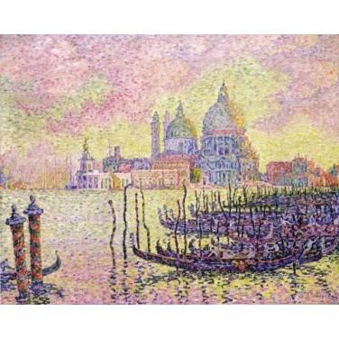 Репродукция картины Большой канал в Венеции