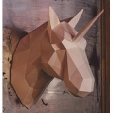 Набор для сборки декоративной модели Единорог
