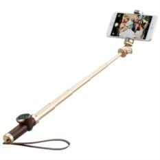 Селфи-монопод MOMAX Selfie PRO 50cm KMS3 Gold + мини-штатив