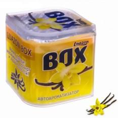 Ароматизатор в банке Luazon Box Ваниль