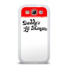 Чехол для Samsung Galaxy S3 Daddy's lil monster