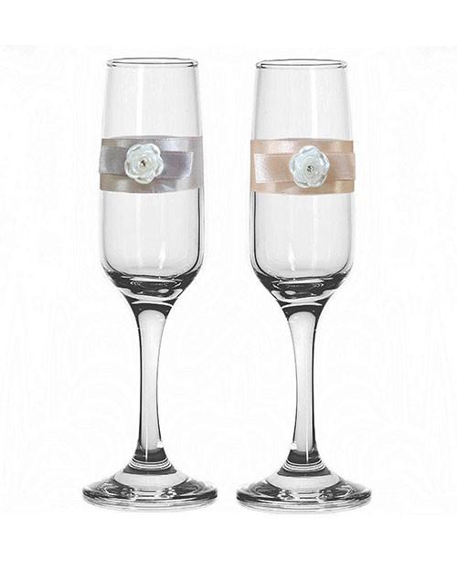 Набор свадебных бокалов №31