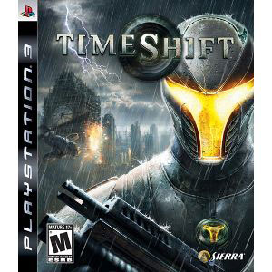 Игра для PS3: TimeShift